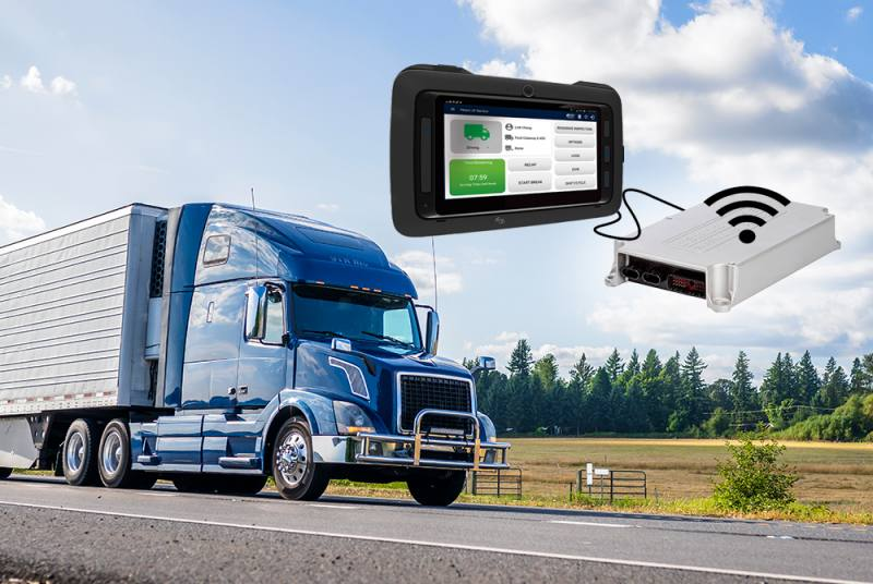 Why does the ECM have to be connected to the ELD?