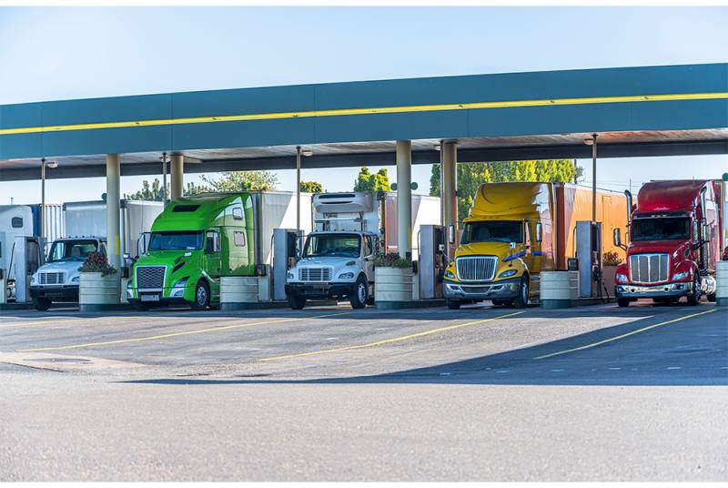 Truck stops: best places to vaccinate against COVID-19