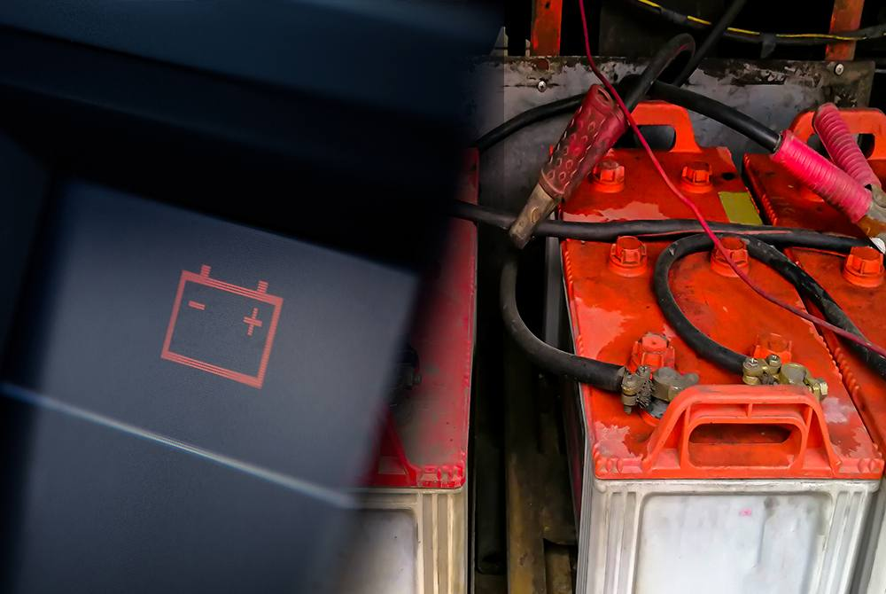 Parasitic loads could drain your truck`s battery