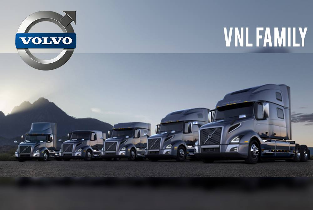 A great generation of Volvo`s trucks