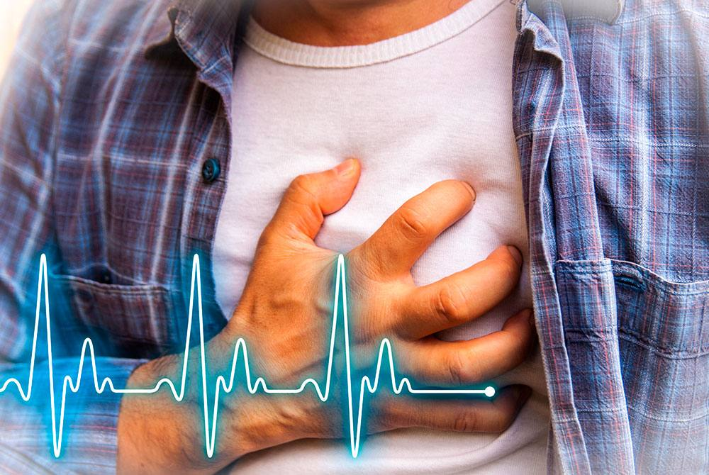 Trucker: Do you know the signs of a heart attack?