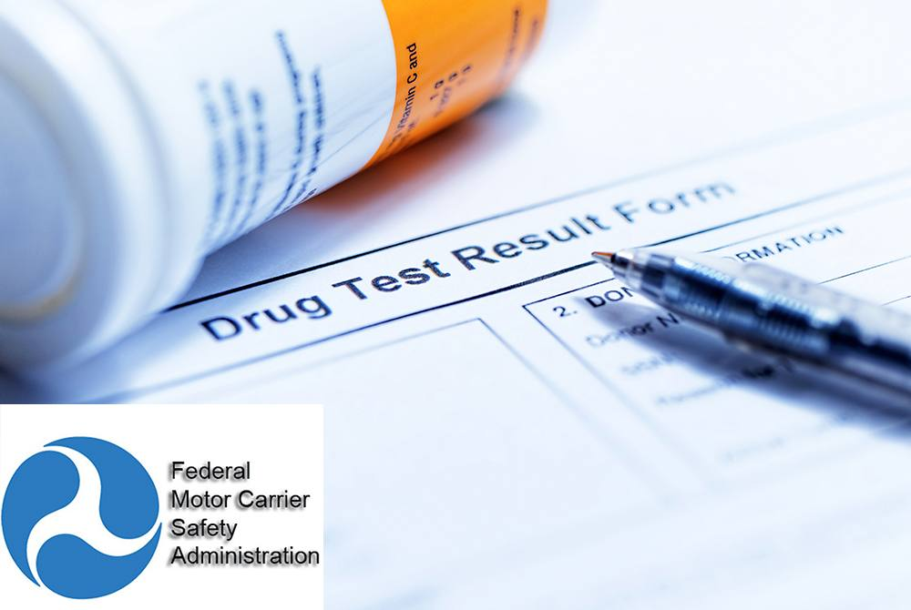Drug tests Flexibility to rehire drivers