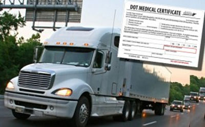 DO TRUCKERS HAVE TO KEEP OUR MEDICAL CARD?